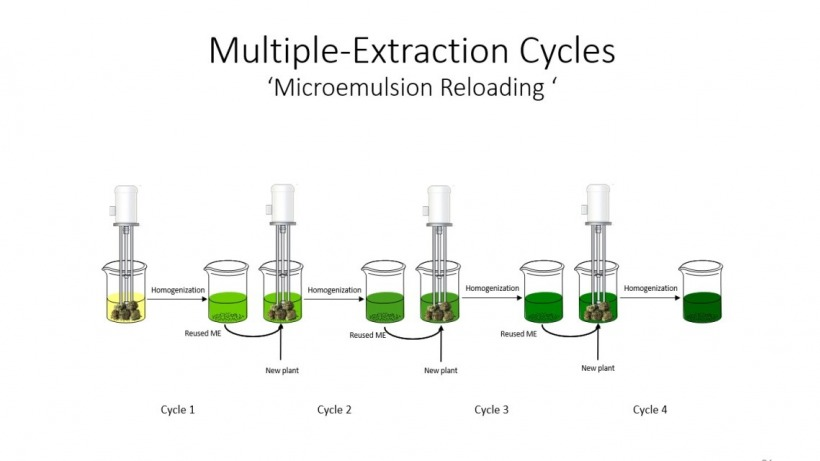 Multiple-Extraction Cycles