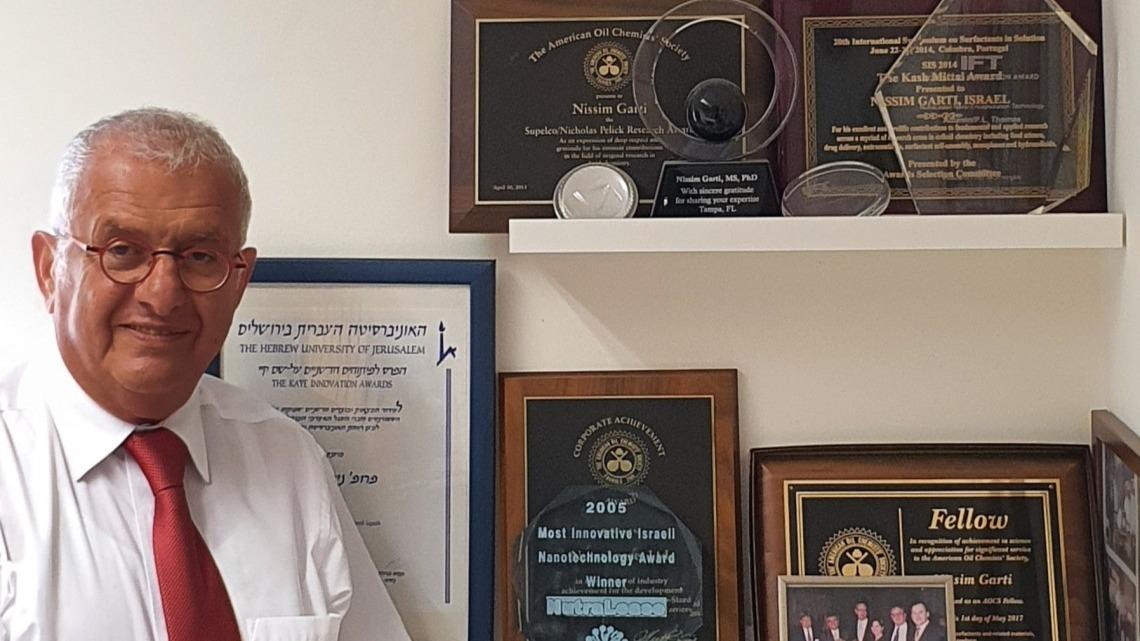 Several awards